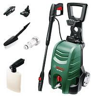 Минимойка Bosch AQT 35-12 Carwash-Set, 1500 Вт, 120 бар, 350 л/ч, 40°C, насадки для мойки авто, 5,53 кг