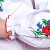 """Рубашка для девочек """"Колоски"""", фото 3"""