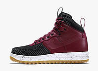 Nike Lunar Force Duckboot Red Black, фото 1