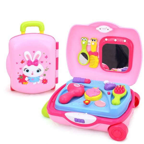 Чемоданчик принцессы Hola Toys (3109)