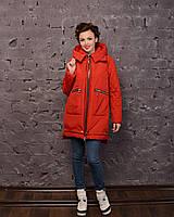 Куртка-парка демисезонная,женская