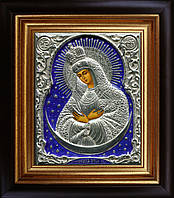 Икона Пресвятой Богородицы «Остробрамская»
