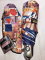 Яркий осенний зонт-автомат, фото 1