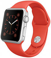 Ремень Apple Sport Band for Apple Watch 38mm (Orange)