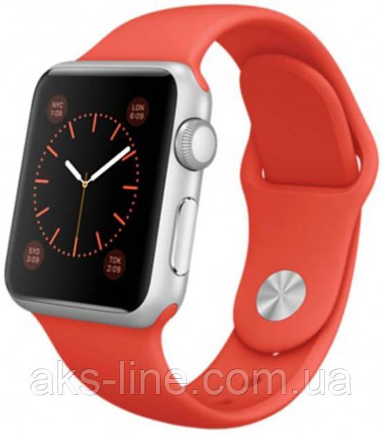 Ремень Apple Sport Band for Apple Watch 38mm (Orange) - AKSline в Полтаве