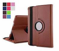 """Кожаный чехол-книжка TTX (360 градусов) для Apple iPad Pro 12.9"""" (Коричневый)"""