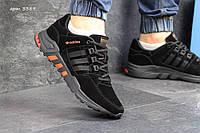 Кроссовки Adidas Equipment ADV 91-17 (черные с оранжевым) кроссовки адидас adidas