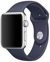 Ремень Apple Sport Band for Apple Watch 38mm (Dark Blue)