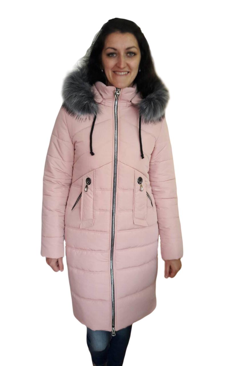 ddab22d61a35 Красивое зимнее пальто 0510 11 - Одежда ТМ