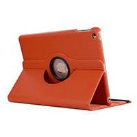 Кожаный чехол-книжка TTX (360 градусов) для Apple iPad 5 / AIR (Коричневый)