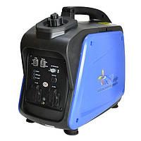Инверторный бензиновый генератор Weekender X2000i, 2 кВA, дв.Weekender, ручной пуск, 18,5 кг
