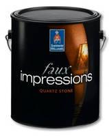 Покрытие SW Faux Impressions Quartz Золото(3.48 л)