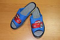 Детские тапочки Белста с открытым носочком р-р 30-34