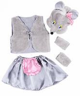 Детский карнавальный костюм Мышка № 1