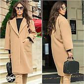Новинки стильных женских пальто коллекции осень 2017