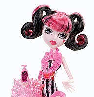 Дракулаура в купальнике, кукла Монстер Хай пляжная, оригинальная от Mattel, Monster High Beach Beasti