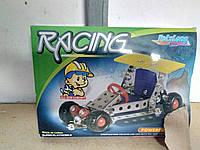 """Конструктор металический """"Racing"""" 16x22x3см"""