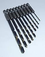 Сверло по металлу 1,5 мм с шестигранным хвостовиком RapidE, фото 1