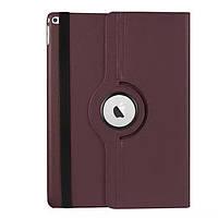 Кожаный чехол-книжка TTX (360 градусов) для Apple iPad mini 2 (Коричневый)