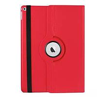 Кожаный чехол-книжка TTX (360 градусов) для Apple iPad mini 2 (Красный)