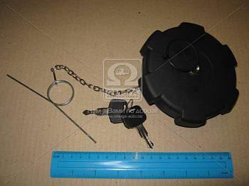 RD19-65-238   Кришка бака паливного (пластик)  MB 80мм. (з ключем і цепочкою) (RIDER)