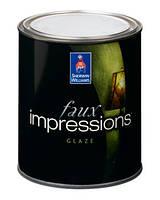 Покрытие SW Faux Impressions Latex Глазурь(3.78 л)