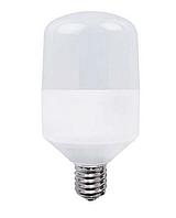Лампа світлодіодна T100 30W E40 4100К 2700 Lm ELECTROHOUSE, з перехідником