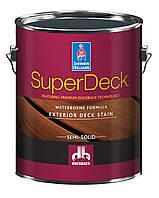 SWSuper Deck Exterior WB Semi-Solid Color Stain