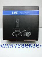 Led Headlight H7 4000LM 6500K White