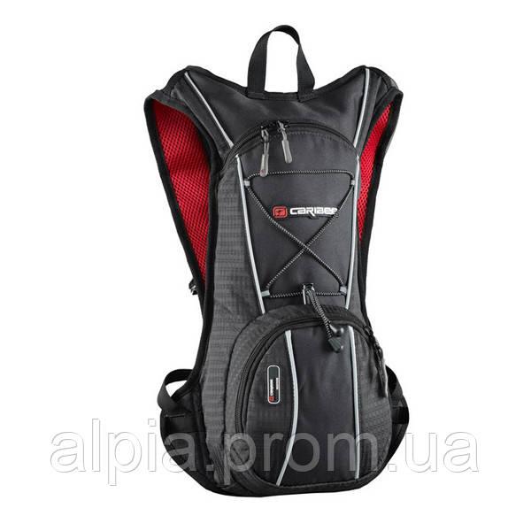Спортивный рюкзак Caribee Quencher 2L Black + питьевая система
