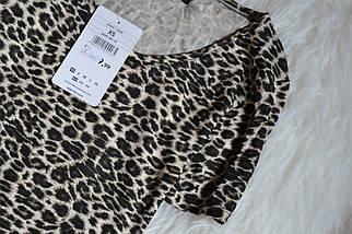 Новая футболка в леопардовый принт Reserved, фото 2