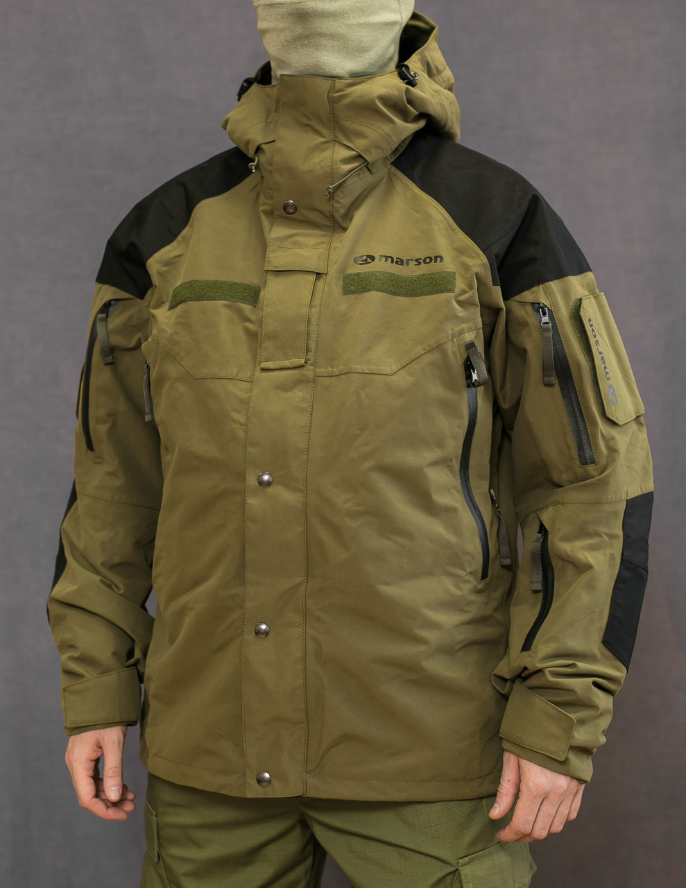 Куртка мембранная Marson Hardshell Jacket
