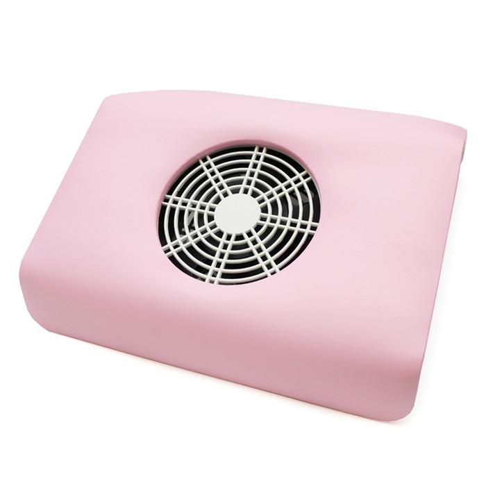 Настольная маникюрная вытяжка Стандарт(pink)
