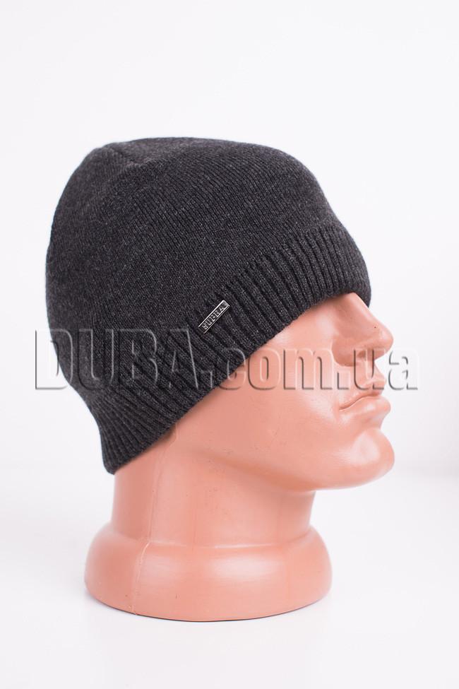 Мужская шапка  Код шмж30