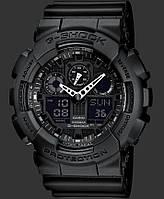 Мужские наручные часы Casio G-Shock GA-100-1A1ER оригинал из Америки Касио