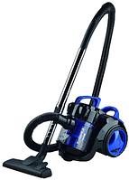 Пылесос для сухой уборки Grunhelm GVC8216 (мощность 1600 Вт, синий)