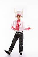 Детский костюм Мартовский Заяц, рост 130-140 см,