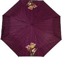 Шикарный женский зонт полный автомат AIRTON (АЭРТОН) Z3911-5178, фиолетовый