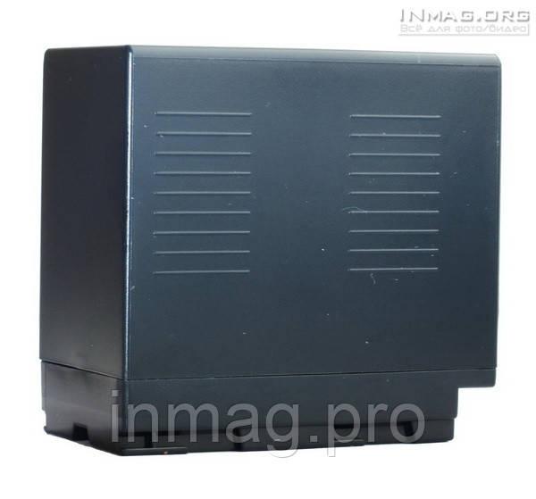 Аккумулятор для видеокамеры Panasonic CGA-D54S, 6600 mAh.