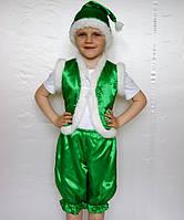 Премиум! Эльф маскарадные костюмы для детей, Комплектация 3 Элемента, Размеры 3-6 лет, Украина
