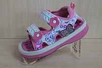 Пенковые босоножки и сандалии на девочку, детская летняя обувь, пляжная обувь пенка тм Том р. 20