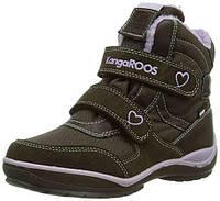Детские зимние ботинки Kangaroos для девочки в  размере 32