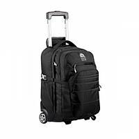 Удобная сумка-рюкзак на колесах Granite Gear Trailster Wheeled 40 Black924113, черный