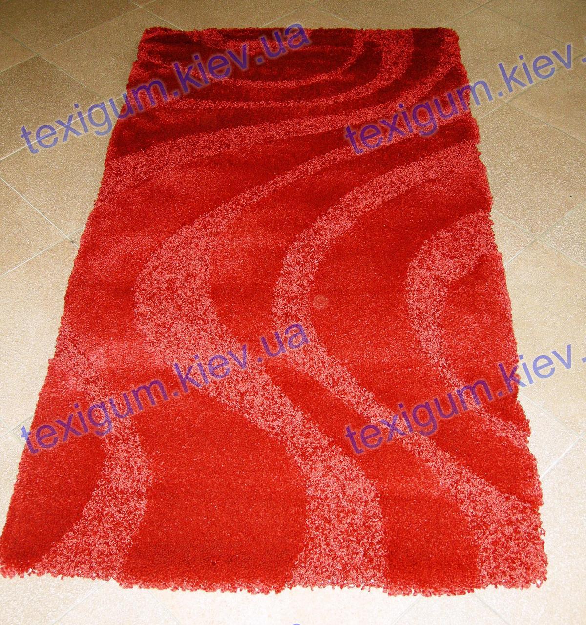 Ковер для дома Luxury  Cosy  цвет coral red