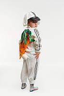 Детский костюм Заяц спортсмен, рост 90-110 см,