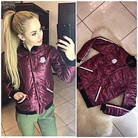 Куртка женская Монклер 0194