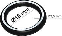 Кольцо 18x3.5 мм для отбойного молотка/перфоратора Bosch 1610210159 оригинал