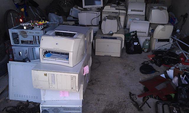 Покупаем нерабочие (списанные) принтеры, мфу, лазерные факсы, копиры, картриджи