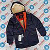 Подростковая зимняя куртка для мальчиков оптом HIKIS