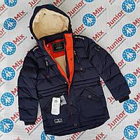 Подростковая зимняя куртка для мальчиков оптом HIKIS, фото 1